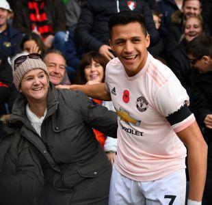 [VIDEO] El increíble chascarro que protagonizó Alexis en pleno partido