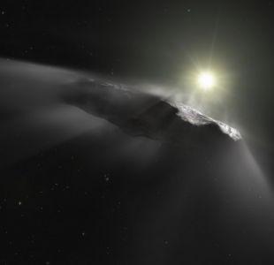 Científicos plantean que un asteroide podría ser un objeto de una civilización extraterrestre
