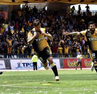 Coquimbo Unido gana a Puerto Montt y vuelve a Primera División tras 11 años