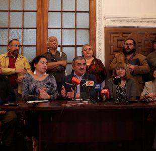 Colegio de profesores se suma al paro nacional convocado por la CUT