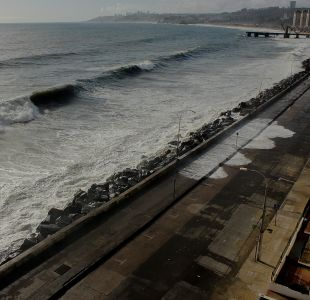 Muere turista tras caer a roqueríos en Valparaíso