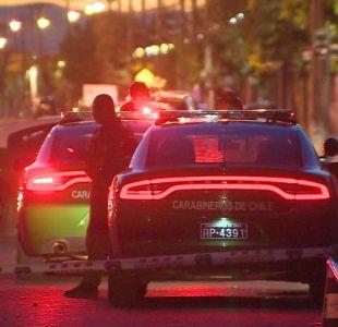 [VIDEO] Doble balacera y dos carabineros heridos en San Ramón