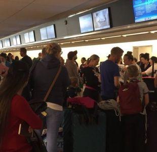 De Orlando a Londres: el vuelo que debía durar 8 horas y se convirtió en una pesadilla de tres días