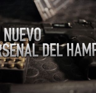 [VIDEO] #ReportajesT13: El nuevo arsenal del 'Hampa'