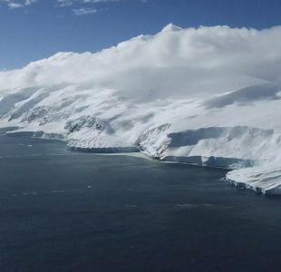 [VIDEO] #CambioClimáticoT13 | La Antártica se derrite