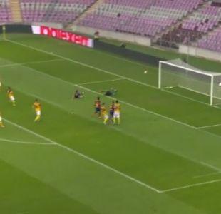 [VIDEO] El golazo de manual que marcó el ex equipo de Jorge Valdivia en Suiza