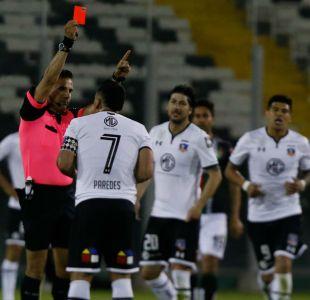 Esteban Paredes es sancionado con una sola fecha tras insulto a un árbitro