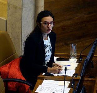 Camila Vallejo se abre a dejar el Congreso: Hace bien salir de este claustro