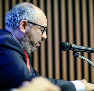 Luis Torres es suspendido por denuncia de acoso sexual