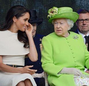 ¿La favorita de la familia real?: La Reina Isabel rompe el protocolo por Meghan Markle