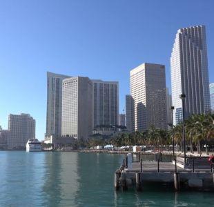 [VIDEO] #CambioClimáticoT13 ¿Quedará Miami bajo el agua?