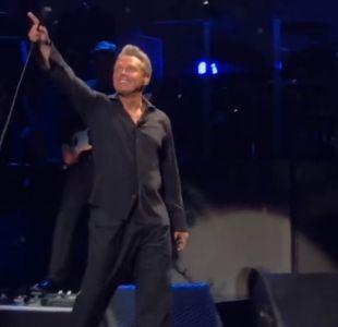 [VIDEO] Luis Miguel agenda dos conciertos en Chile para febrero