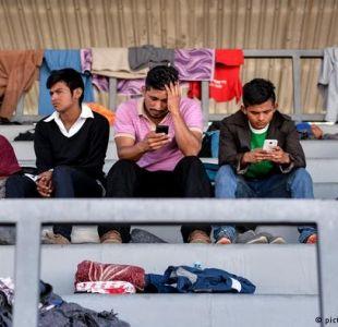 Unos 4.000 migrantes permanecen en albergue en Ciudad de México