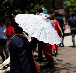 Ola de calor para toda la semana: Temperaturas seguirán sobre los 30° C
