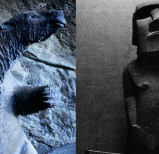 La respuesta de los museos británicos a los que Chile les pide le devuelvan un milodón y un moai
