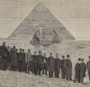 Egipto: descubrimiento por azar arroja luz sobre el misterio de cómo se construyeron las pirámides