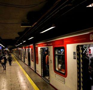 La explicación de Metro por la interrupción parcial en Línea 1 de este martes