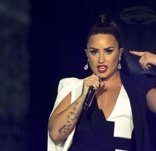 [FOTO] Demi Lovato reaparece en Instagram haciendo llamado a votar en elecciones de EE.UU