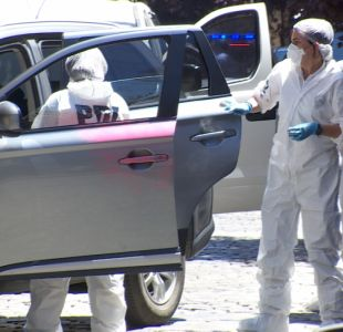 [VIDEO] Asaltantes iban por efectivo y huyeron con papeles