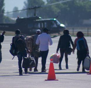 [VIDEO] Plan Retorno: Haitianos comienzan a dejar Chile