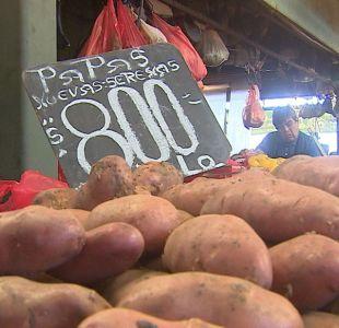 [VIDEO] Se dispara el precio del kilo de papa
