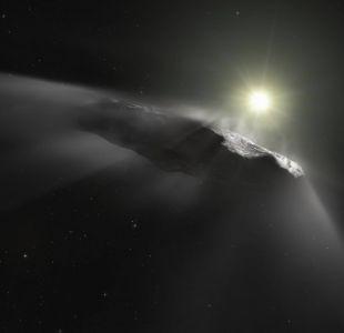 """Científicos rechazan teoría """"alienígena"""" de Harvard sobre objeto interestelar"""