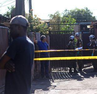 Incendio en Estación Central: ¿Cómo era la casa donde murieron tres personas?