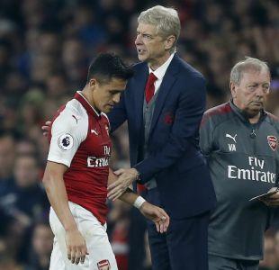 [VIDEO] Arsene Wenger cree tener la explicación al opaco momento de Alexis Sánchez