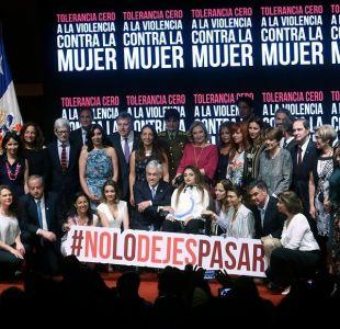 #NoLoDejesPasar: Gobierno lanza campaña para denunciar a tiempo la violencia contra la mujer