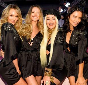 [FOTOS] Las imágenes que dejó el backstage del Victorias Secret Fashion Show