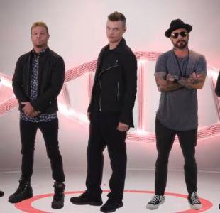 [VIDEO] ¿Posible regreso a Chile? Backstreet Boys anuncia gira mundial con su nuevo álbum