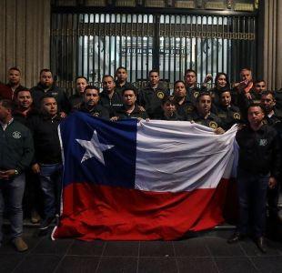 Gobierno: acuerdo con Gendarmería se centró en mejorar la carrera funcionaria