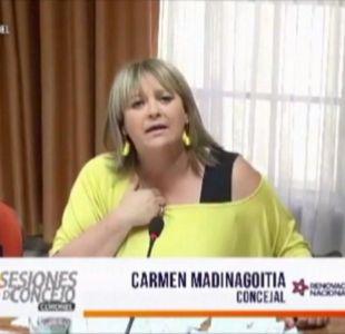 [VIDEO] RN llevará a comité de ética a la concejala