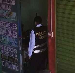 [VIDEO] Perú: Cae banda que traficaba guaguas