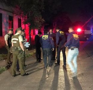 [VIDEO] Funcionario de la PDI  repele asalto y deja tres delincuentes muertos