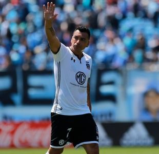 Esteban Paredes anuncia la fecha de su retiro del fútbol