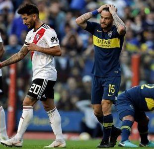 Los memes tras la suspensión de la final de ida de la Copa Libertadores