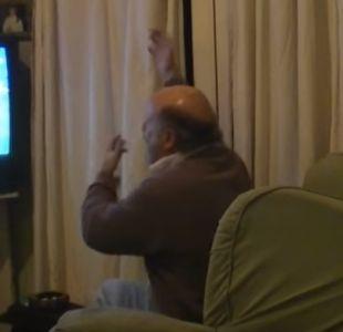 [VIDEO] Tano Pasman visitó un cardiólogo antes de la final de la Copa Libertadores