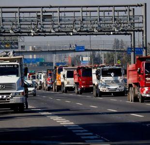 Foto referencial camiones