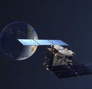[VIDEO] Inédita exploración a asteroide