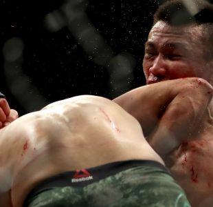 [VIDEO] ¿El mejor del 2018?: El espectacular nocaut en la UFC que es tildado de histórico