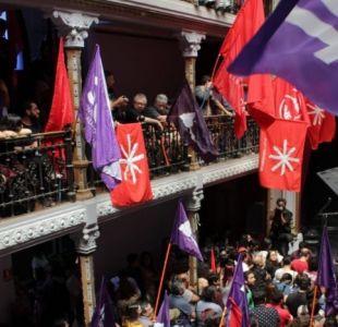 Frente Amplio anuncia la creación de un nuevo partido político