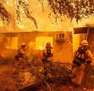 Tragedia en California: Incendio forestal deja al menos 31 fallecidos