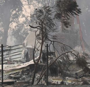 Incendios California: Miley Cyrus y Liam Hemsworth pierden casa