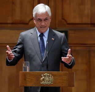 Piñera: Guerra comercial entre EEUU y China nos está afectando de forma muy intensa