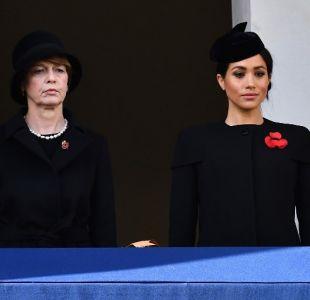 La razón por la que Meghan Markle no compartió balcón con la Reina y Kate en ceremonia real