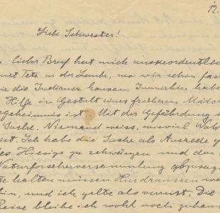 La carta donde Einstein predijo el avance del antisemitismo antes de que los nazis llegaran al poder