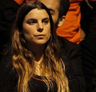 Maite Orsini también se reunió con Palma Salamanca
