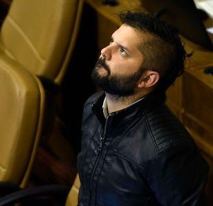[VIDEO] Boric asegura que no hizo ningún tipo de gestión en reunión con Palma Salamanca