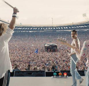 [VIDEO] No pudieron terminar de ver Bohemian Rhapsody: cine se llovió en medio de la película